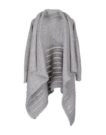 淡灰色 MALO 羊绒针织衫