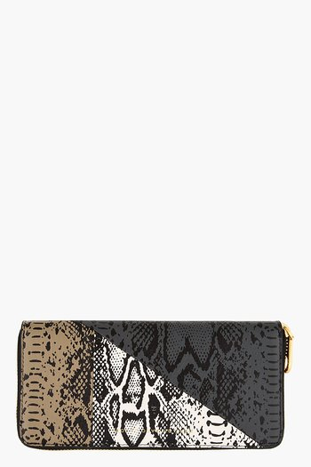 Marc By Marc Jacobs Slate Grey Sophisticato Continental Wallet