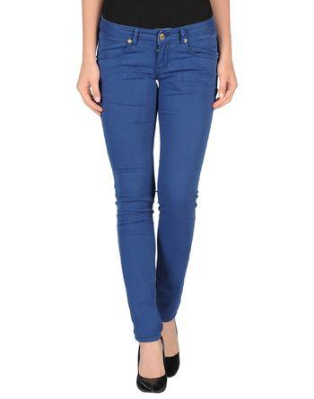 蓝色 PHARD 裤装