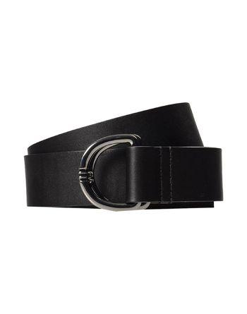 黑色 Y-3 腰带