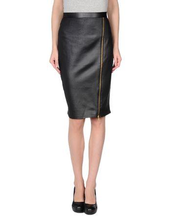 黑色 LIPSY 及膝半裙