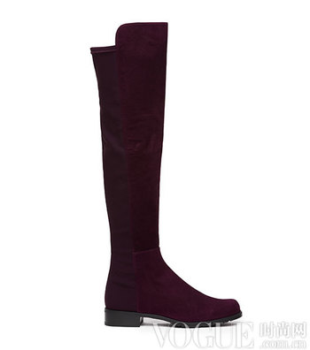 STUART WEITZMAN 2014秋季系列潮流速报:经典5050长靴