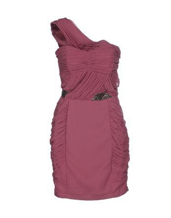 水粉红 LIPSY 短款连衣裙