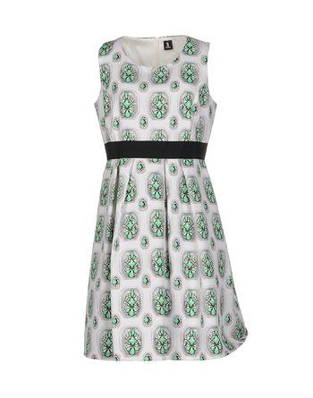 白色 1 ONE 短款连衣裙