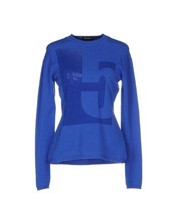 蓝色 DIRK BIKKEMBERGS SPORT COUTURE 套衫