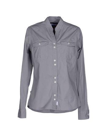 灰色 BLAUER Shirt