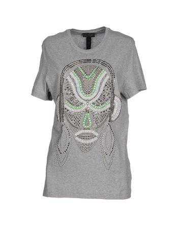 灰色 JOHN RICHMOND T-shirt