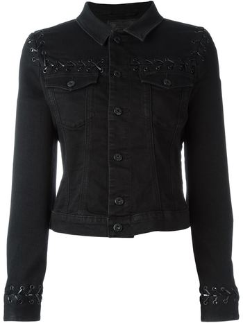 DIESEL 'De-Giaz' denim jacket