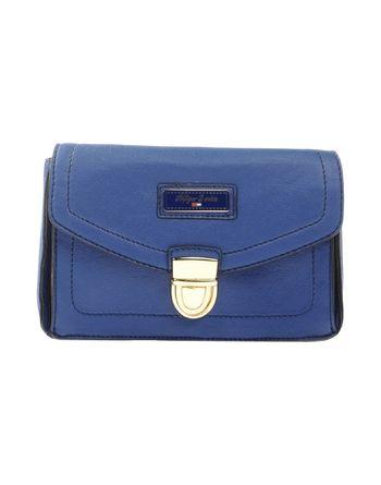 蓝色 TOMMY HILFIGER Handbag
