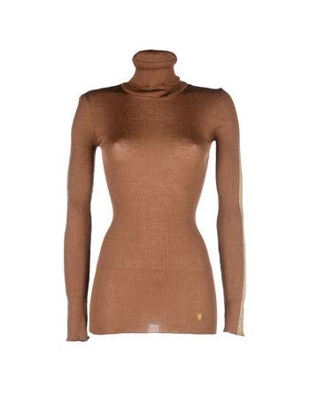 棕色 PINKO SKIN 圆领针织衫