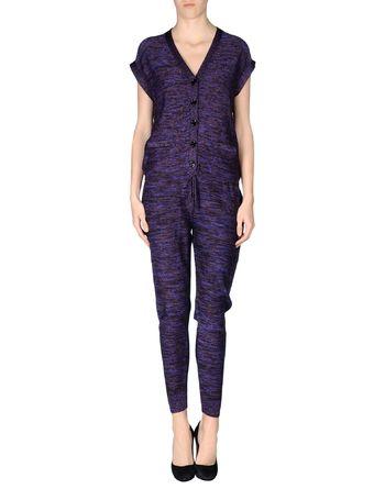 紫色 M MISSONI 连身长裤