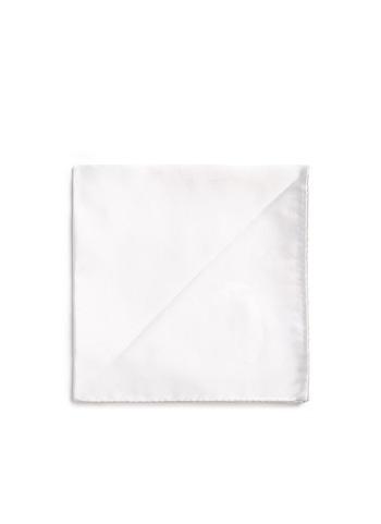 纯色真丝袋巾