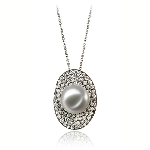 lilyrose伊丽罗氏圆融系列珍珠项链