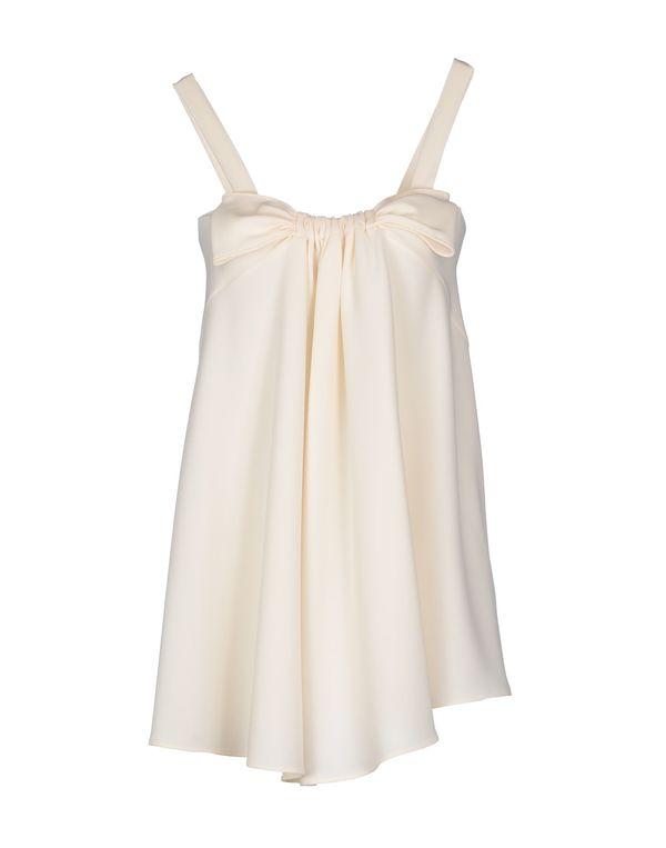 象牙白 ASPESI 短款连衣裙