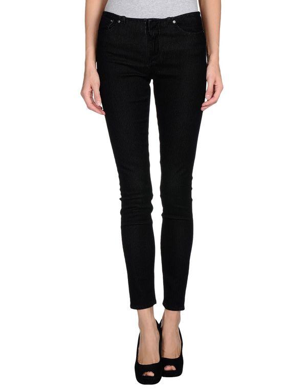 黑色 ACNE STUDIOS 牛仔裤