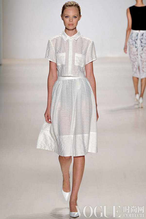 Erin Fetherston2015春夏时装秀
