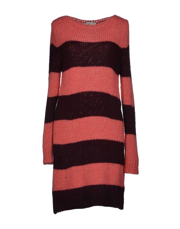 粉红色 MADE FOR LOVING 短款连衣裙