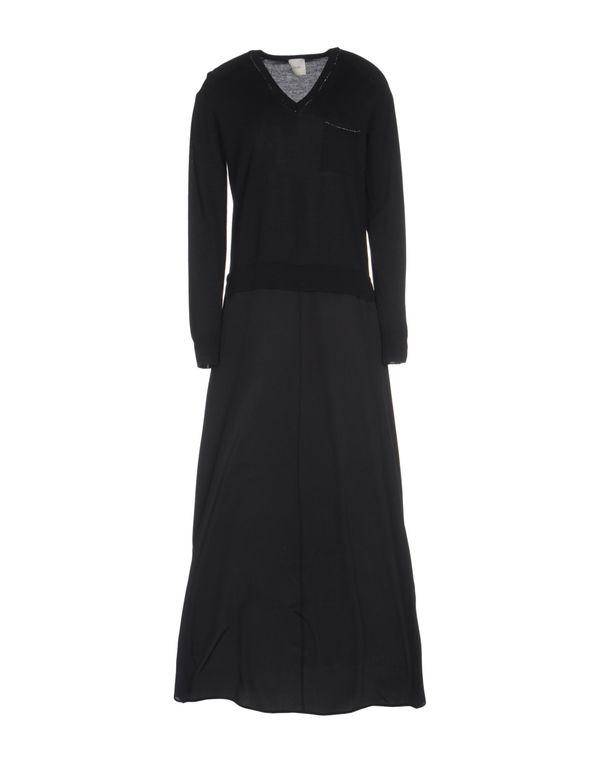 黑色 ...À_LA_FOIS... 中长款连衣裙