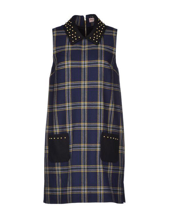 深藏青 JUICY COUTURE 短款连衣裙