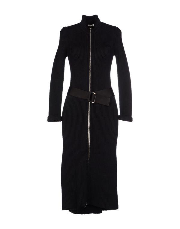 黑色 MIU MIU 长款连衣裙