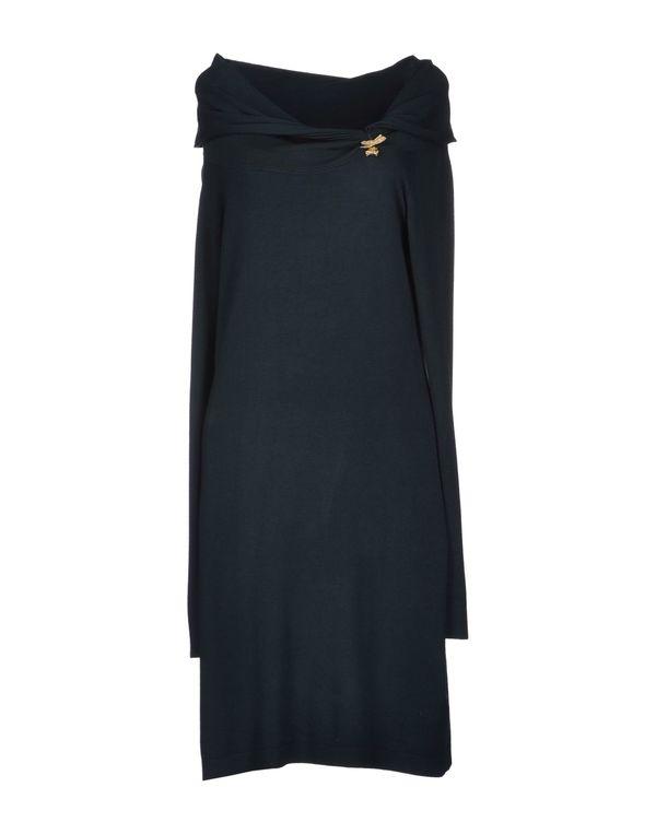 深绿色 LIU •JO JEANS 短款连衣裙