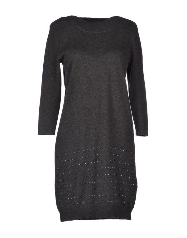 灰色 ONLY 短款连衣裙