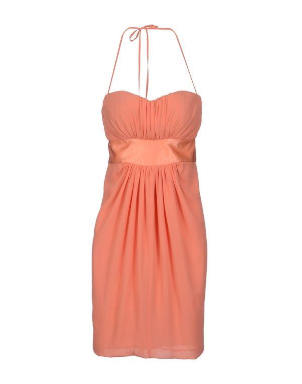 粉红色 BLUMARINE 短款连衣裙