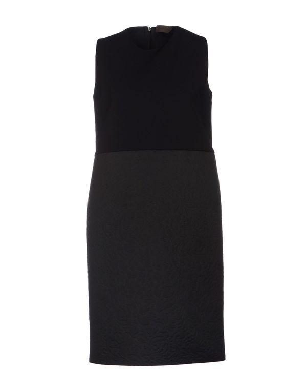黑色 JO NO FUI 短款连衣裙