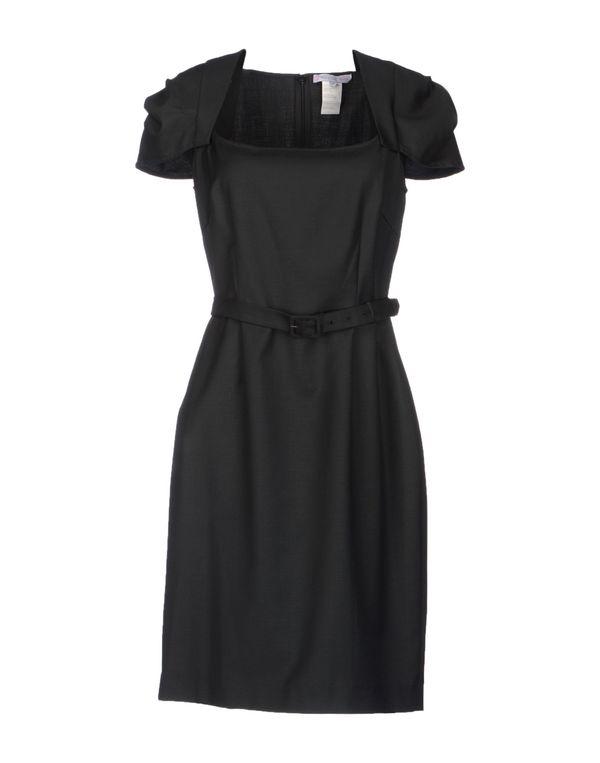 青灰色 PAUL & JOE SISTER 短款连衣裙
