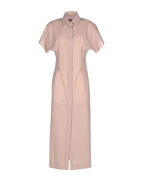 裸色 MAISON MARTIN MARGIELA 4 中长款连衣裙
