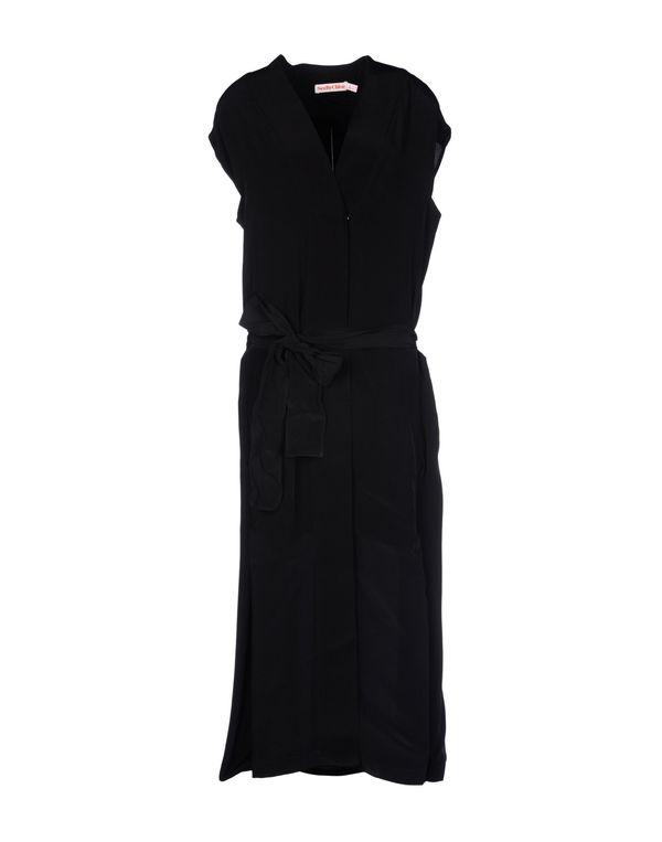 黑色 SEE BY CHLOÉ 中长款连衣裙