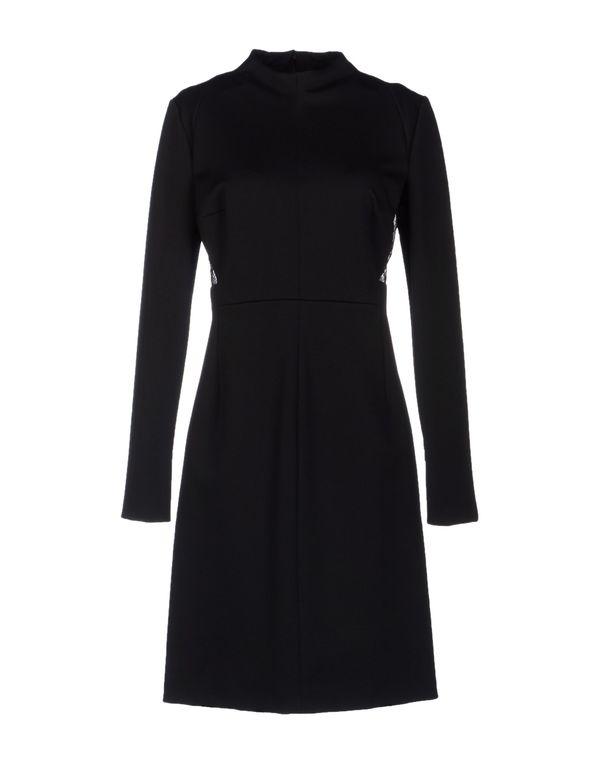 黑色 GUCCI 短款连衣裙