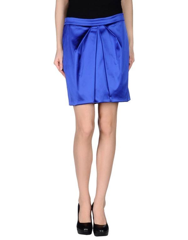 蓝色 PINKO BLACK 超短裙