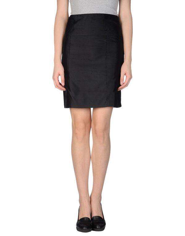 黑色 PATRIZIA PEPE 及膝半裙