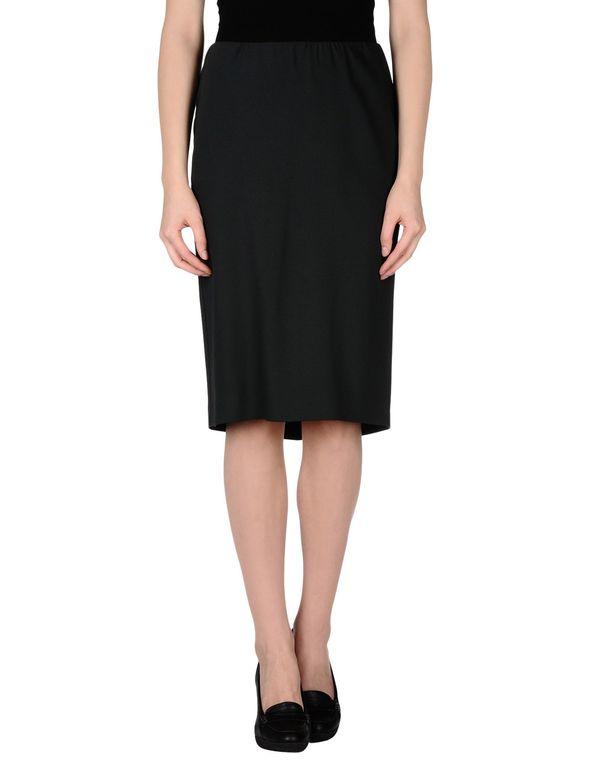 深绿色 P.A.R.O.S.H. 半长裙