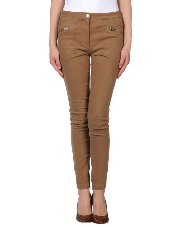 棕色 M.GRIFONI DENIM 牛仔裤