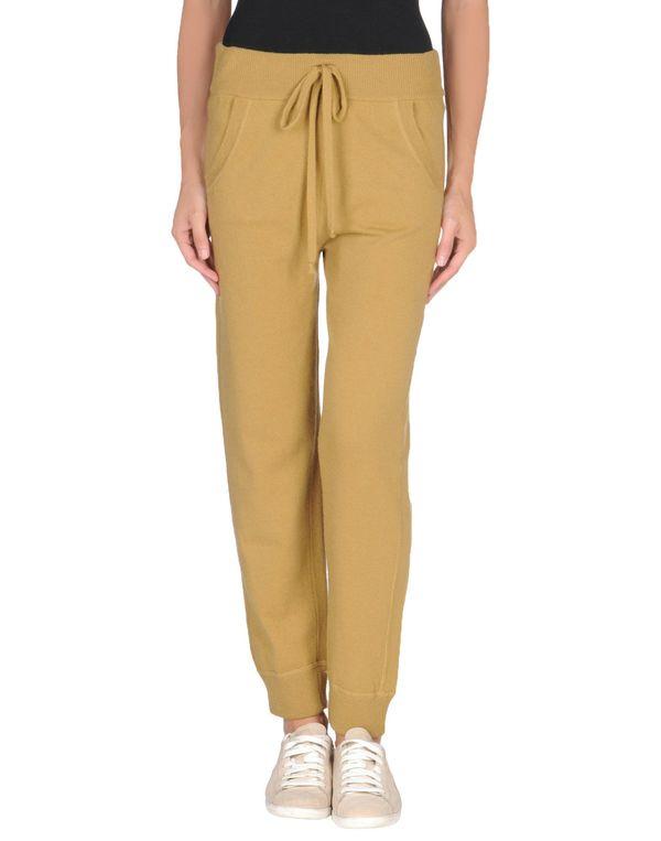 赭石色 JUCCA 裤装