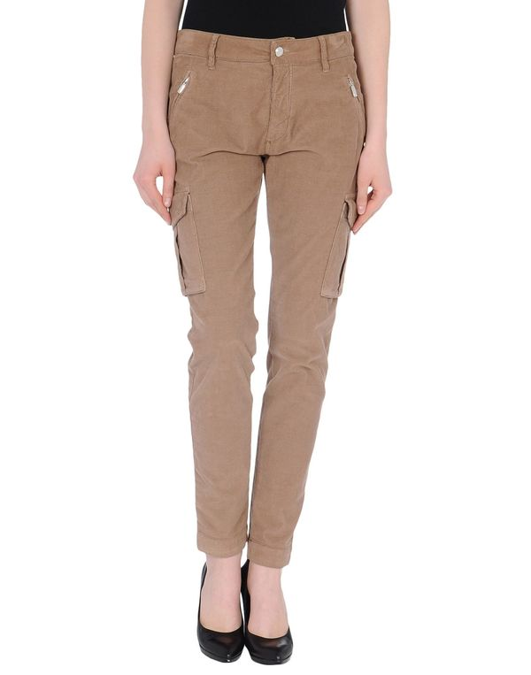 浅棕色 PINKO GREY 裤装