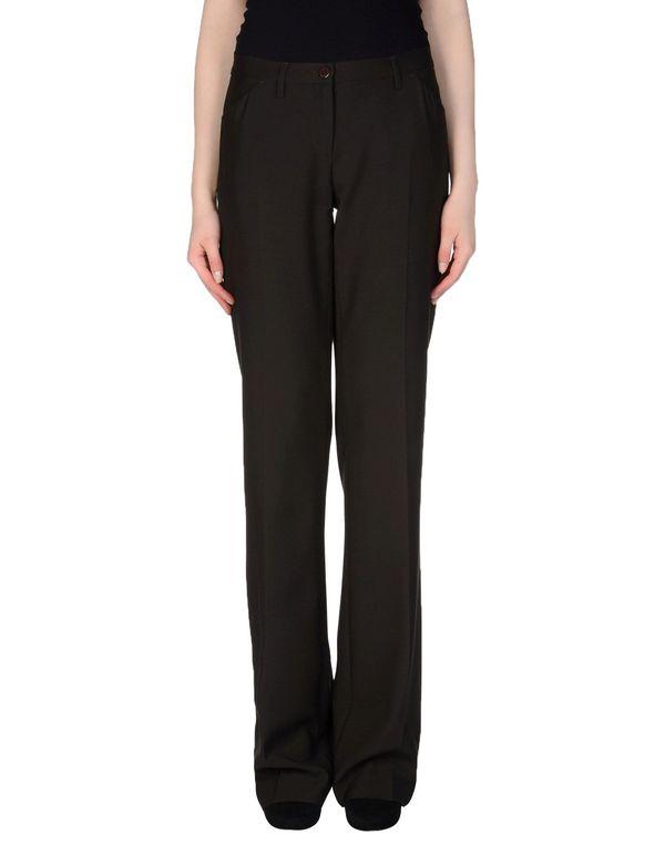 深棕色 PINKO BLACK 裤装