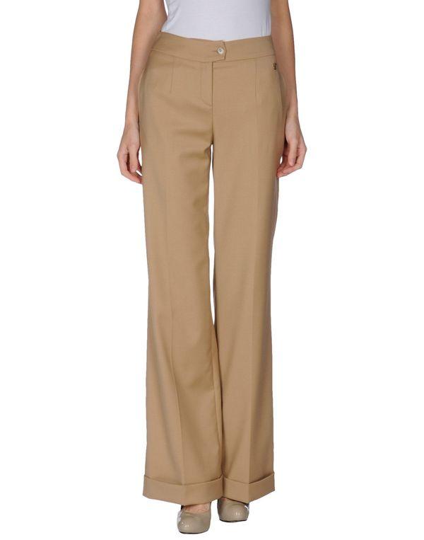 沙色 GALLIANO 裤装