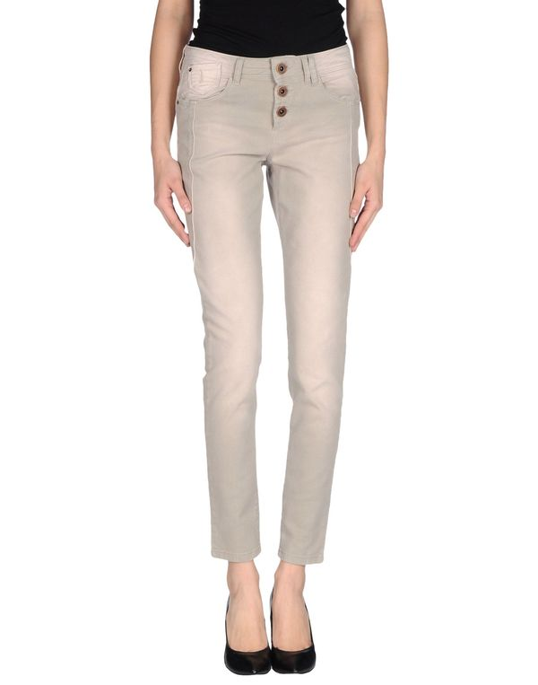 淡灰色 ONLY 裤装
