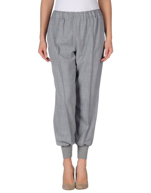 灰色 MSGM 裤装