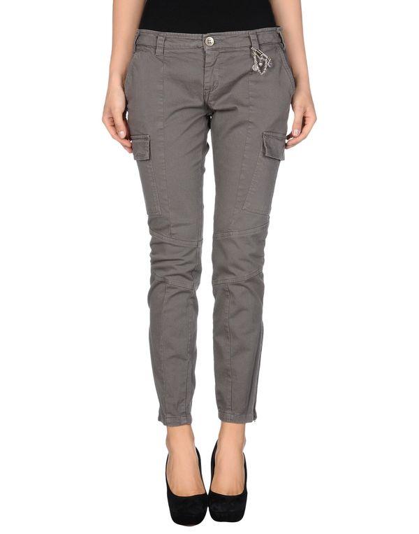铅灰色 40WEFT 裤装