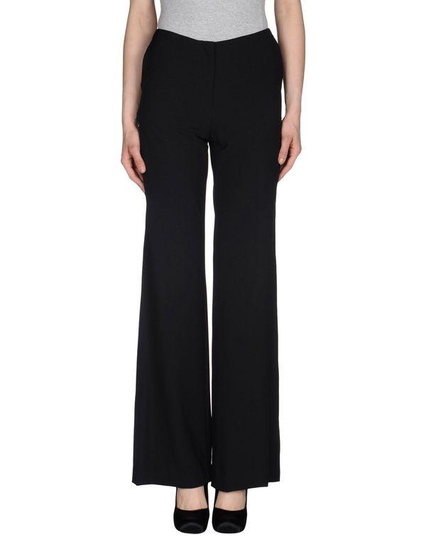 黑色 PIANURASTUDIO 裤装