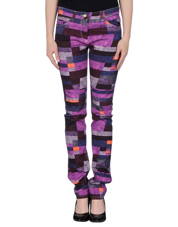 紫色 CALLA 裤装