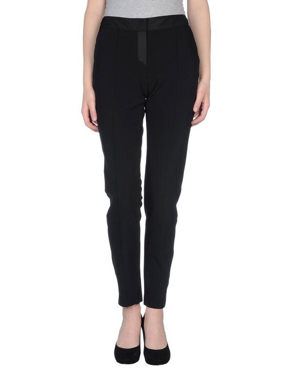 黑色 VERA WANG 裤装