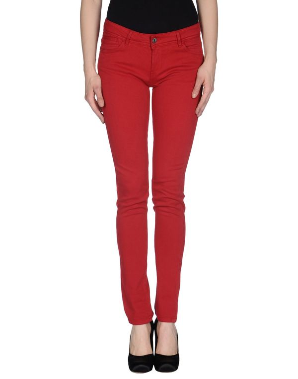 红色 PIANURASTUDIO 裤装