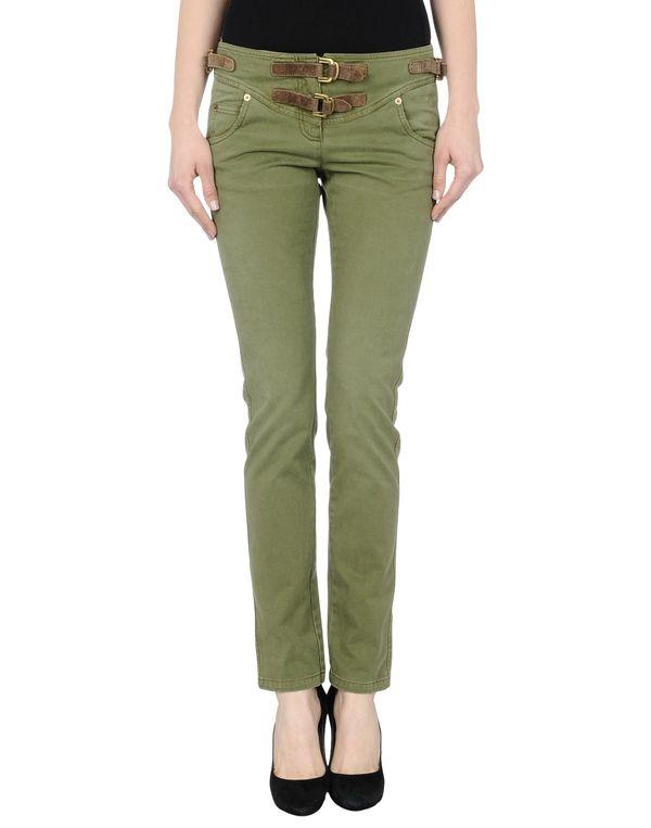 军绿色 SIVIGLIA 裤装