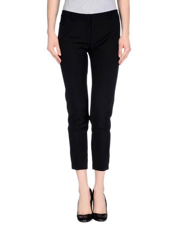 黑色 SPACE STYLE CONCEPT 裤装