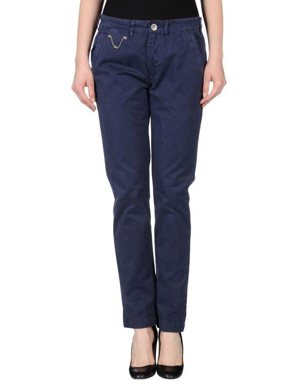 石青色 40WEFT 裤装